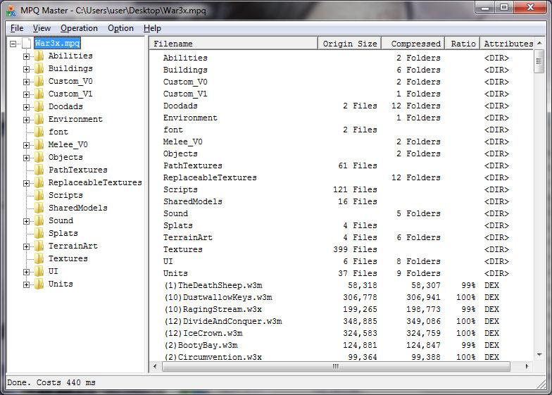 Misc] - Modify Wc3 MainScreen BGM   HIVE