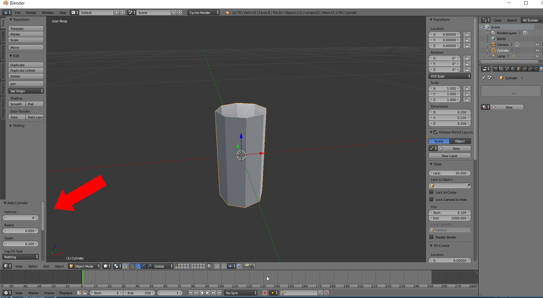 Exporting models from Blender using the MDL exporter plugin | HIVE