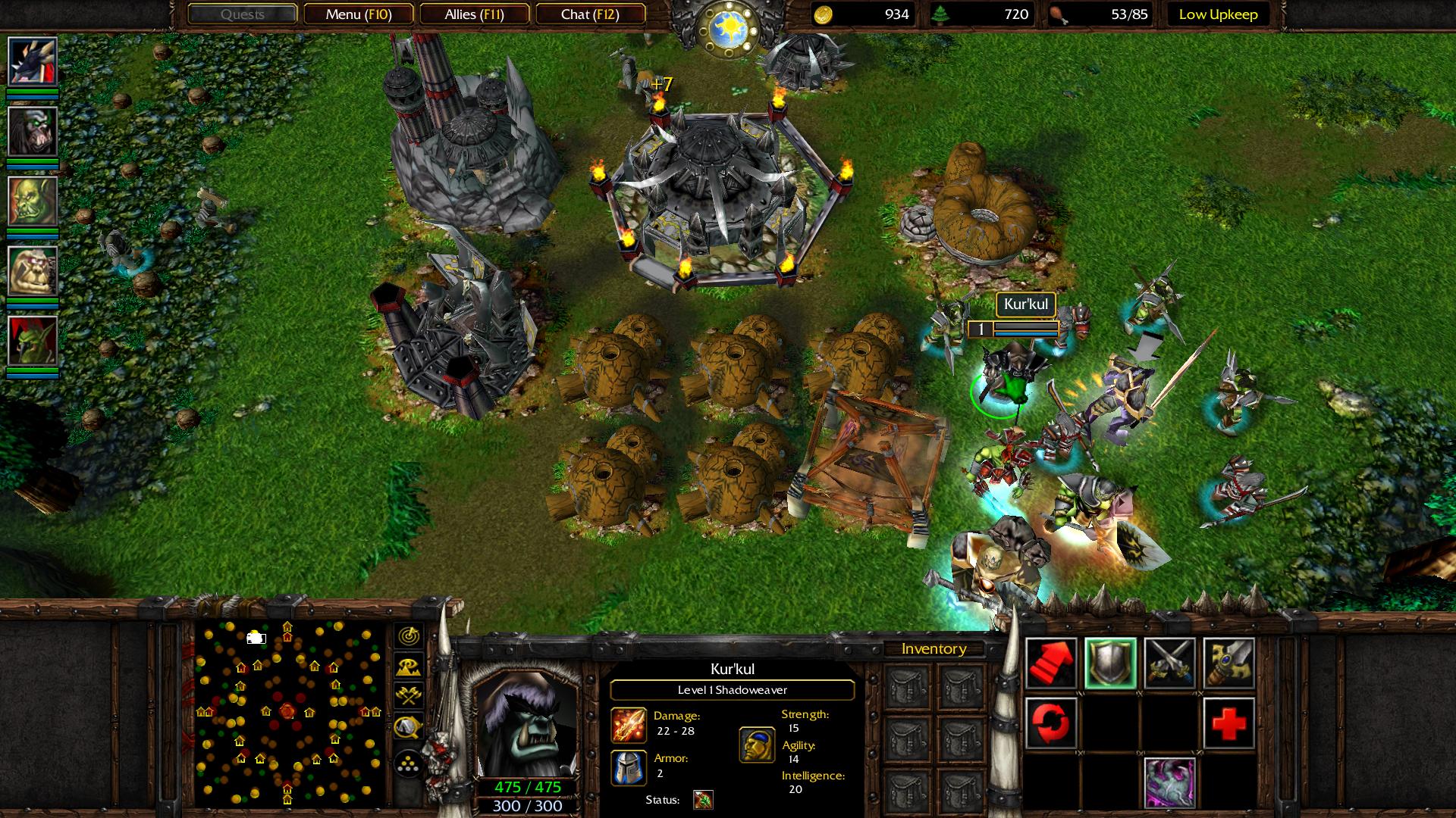 Early Game Dark Horde.png