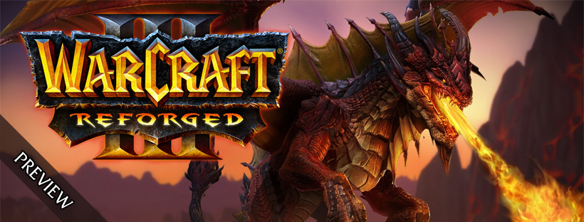 Warcraft 3 Reforged Leaked Previews Hive