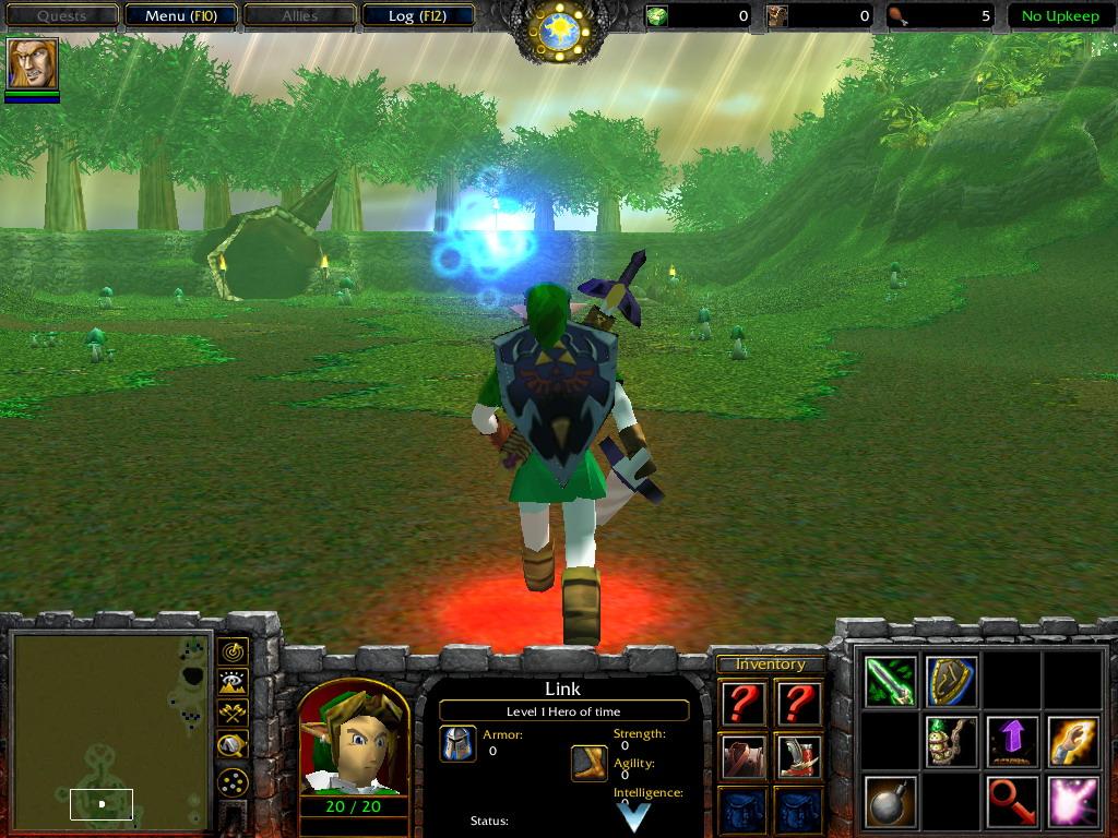Legend of Zelda - Ocarina of time | HIVE