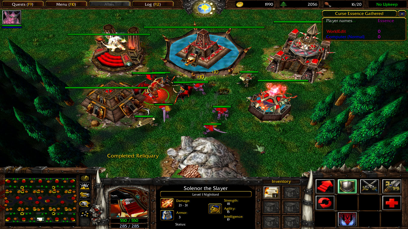 warcraft 3 world editor map protection gallery