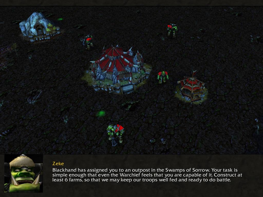 Warcraft Orcs Humans Remake Hive