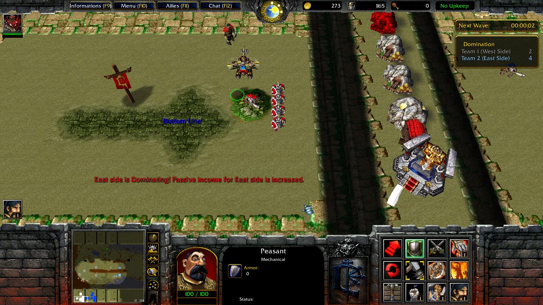 Warcraft Battleground (Desert Strike for warcraft 3) | HIVE