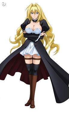 Sekirei Musubi Figure