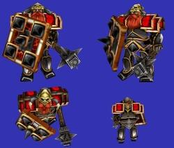 Soldat Nain/Champion Nain/Garde Royal Nain. Models_9363_screenshot_tnb