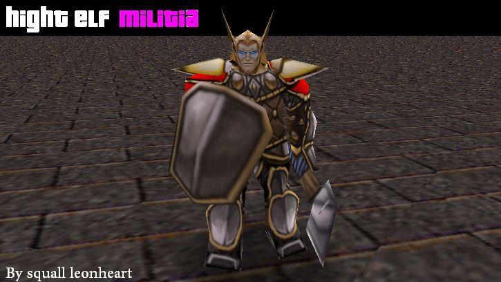 [Modelo] Blood Elf Militia Models_11603_screenshot