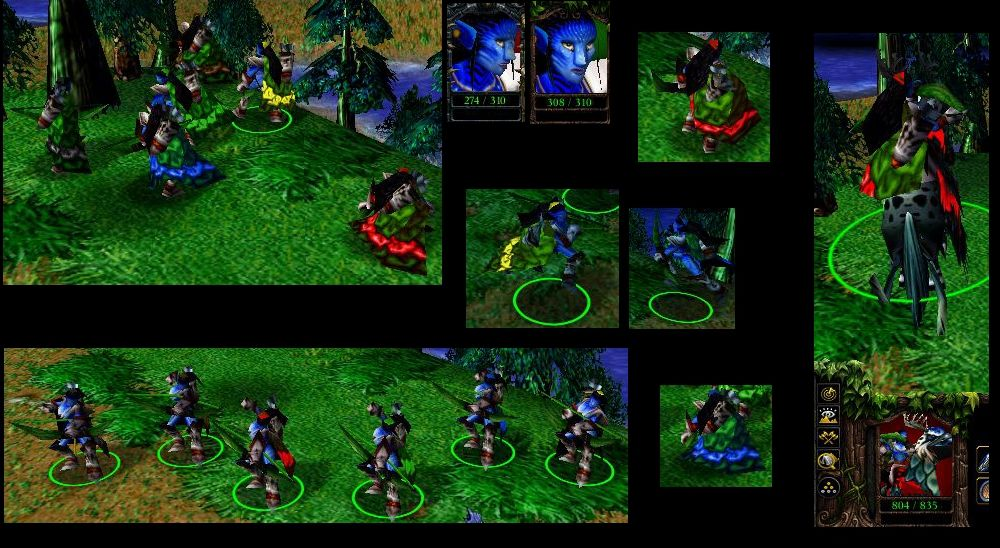Avatar: Na'vi Huntress skin by Dj0z Skins_4228_screenshot
