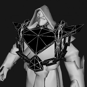 Warlock Shoulders