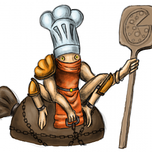 Dead Cells - The Chef Colorized