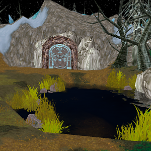 Mines of Moria and The Watcher lake...