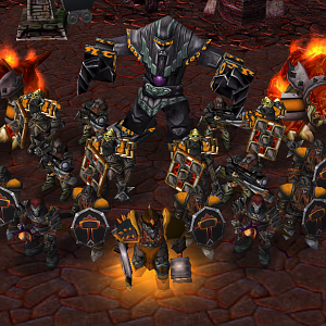 Dark Iron Dwarves