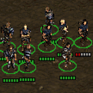 Idle Units - New Camp (Gothic 1 RTS)