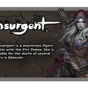 Character - Insurgent
