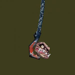 Hooked Abomination Head