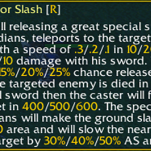 MSM Fixed Tooltip