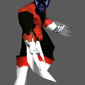 "nightcrawler (I am not sure about his face... I think is too ""Evil"")"