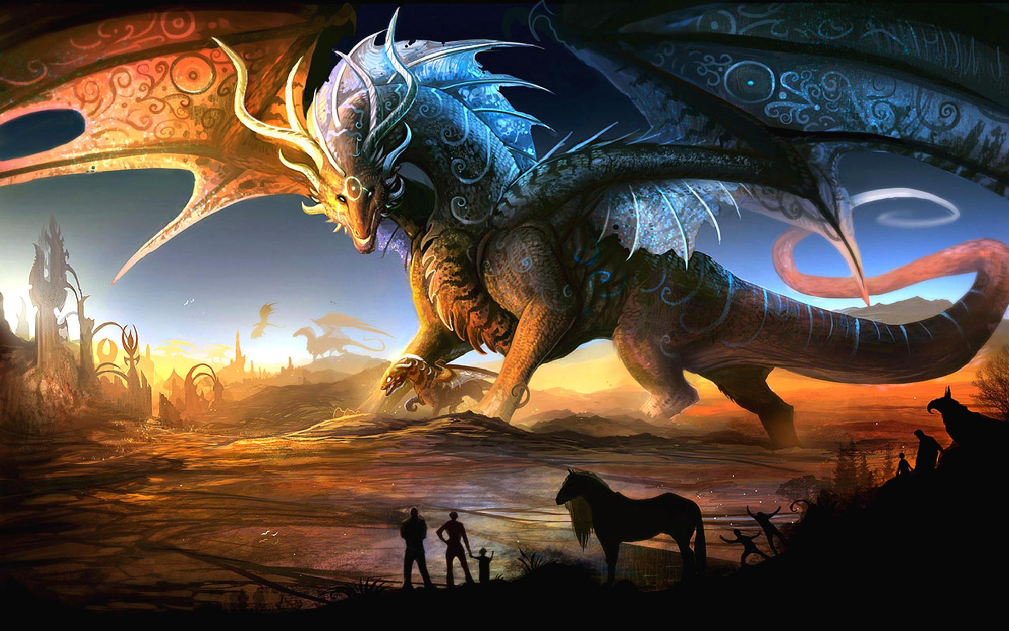 Epic Fantasy Wallpaper   HIVE