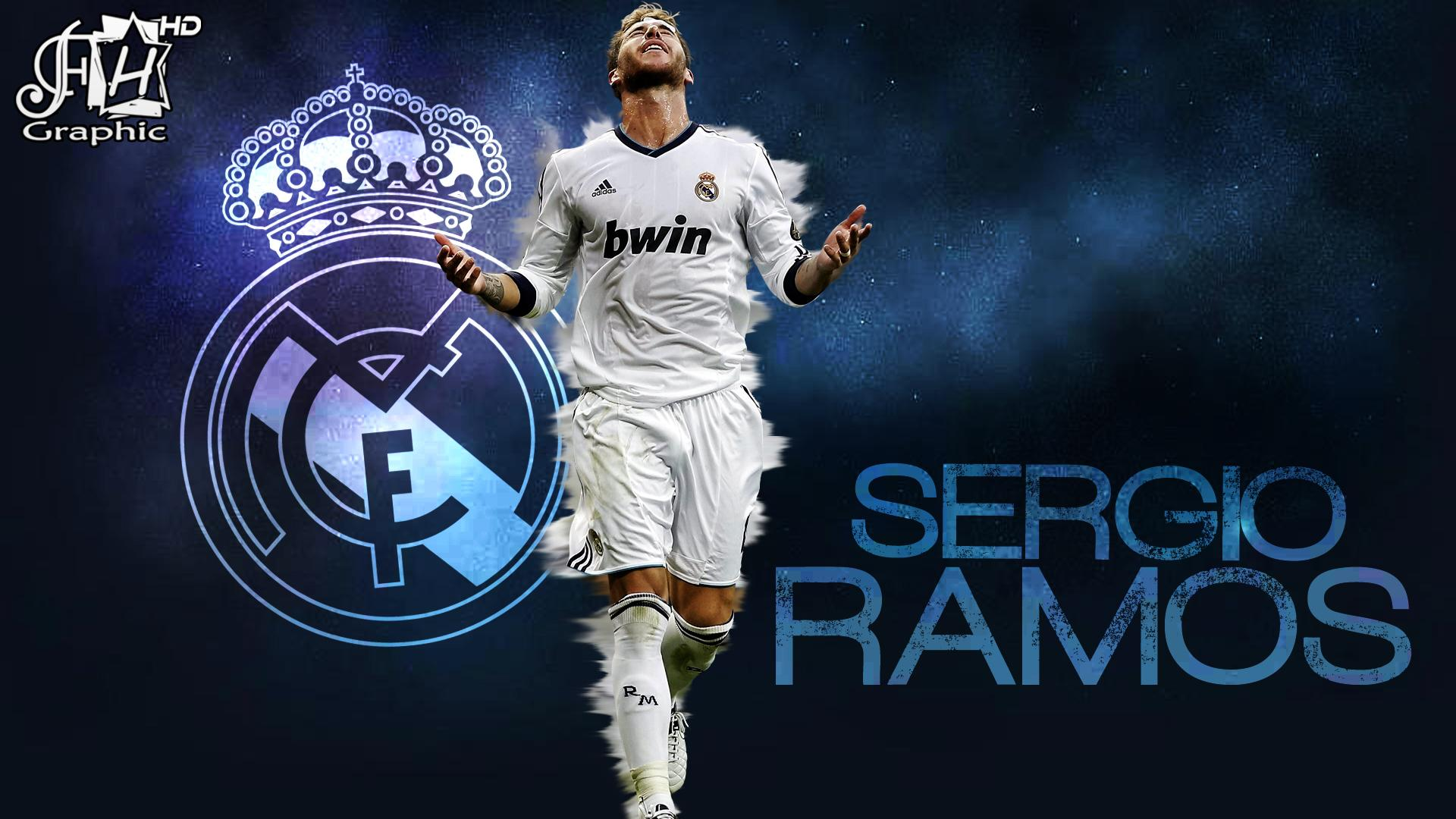 Sergio Ramos Real Madrid Wallpaper Hd Hive